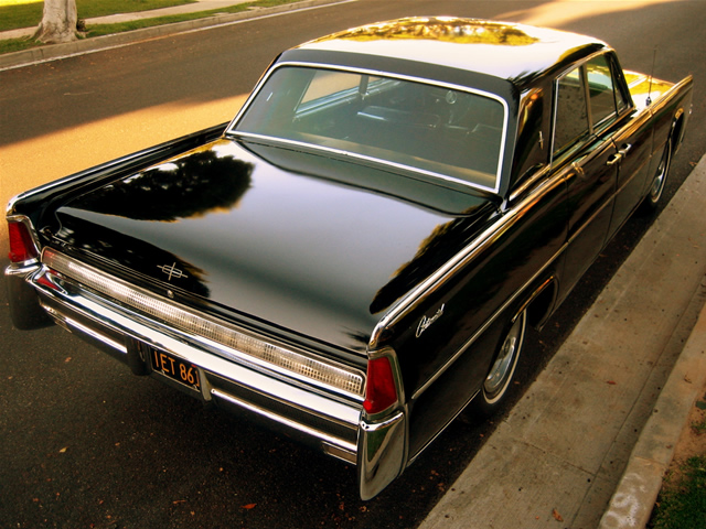 1964 lincoln continental rental epicturecars. Black Bedroom Furniture Sets. Home Design Ideas